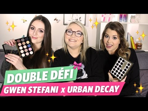 [DÉFI] Blind test et Makeup avec la palette Gwen Stefani x Urban Decay