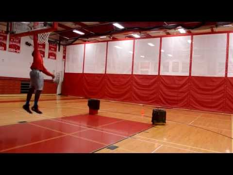 The Attack Retreat Attack Dribble by Nike Basketball Camp Director Joel Green