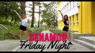 Download Lagu Friday Night (금요일밤) - SONAMOO (소나무) Dance Cover by roxxiegee Mp3