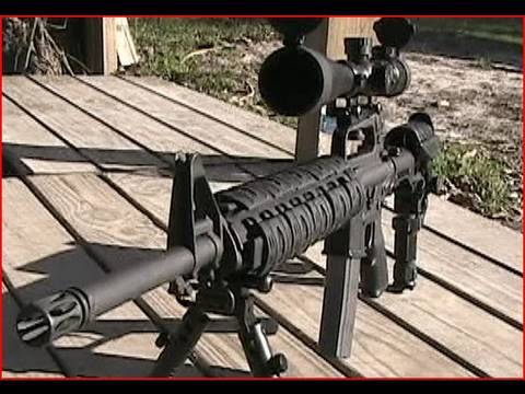 900 Yard AR-15 Long Range Shooting