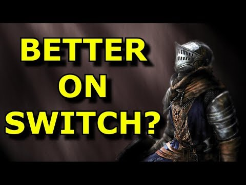 Does Dark Souls Remastered Play GOOD On Nintendo Switch? - BETA Review