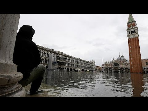 Βενετία: Για τρίτη φορά σε μια εβδομάδα πλημμύρισε η «Γαληνοτάτη»…