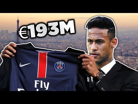 Tin Thể Thao 24h Hôm Nay (7h - 3/8): PSG Vung 222 Triệu Euro, Barca Sắp Mất Neymar - Thời lượng: 5:51.