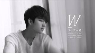 "Download Lagu [Full Album]Nam Woo Hyun 1st mini album ""Write"" Mp3"
