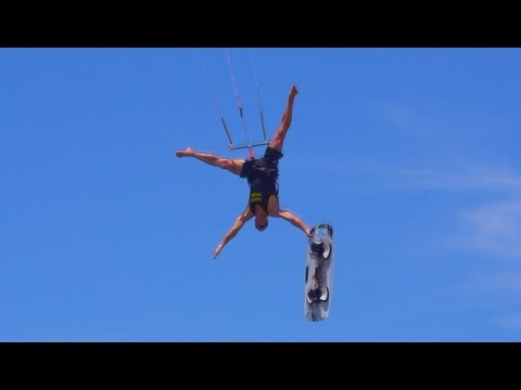 AirStyle Hangout at the Kitesurfing Village Ras Sudr with Toby Braeuer 22 – 29 September 2014