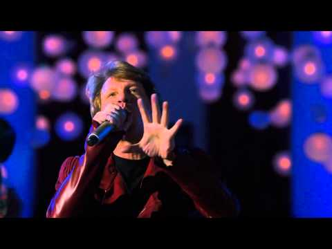 Jon Bon Jovi & Lea Michele - Have A Little Faith In Me (New Year's Eve Soundtrack)