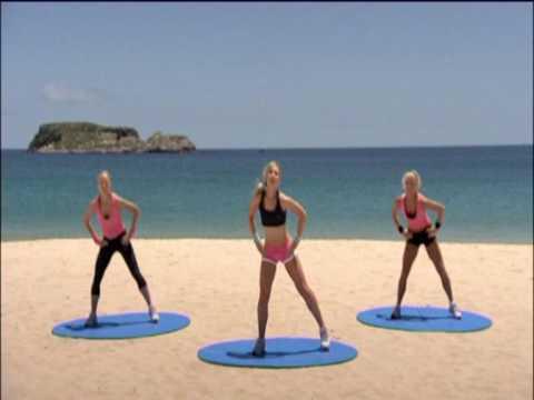 The Beach Bum Workout: Warm Up