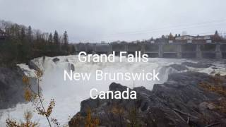 Grand Falls (NB) Canada  city photo : Grand Falls, New Brunswick, Canada