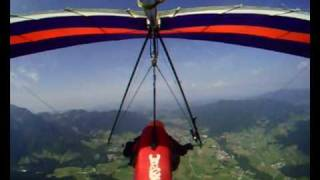 Ruhpolding Germany  City new picture : Hanggliding at the Unternberg in Ruhpolding, Germany