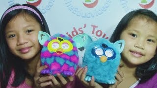 Furby Boom Favorite Blue Special Edition and 1 Furby Boom Talking