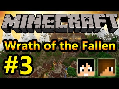 Tackle⁴⁸²⁶ Minecraft Custom Map - Wrath of the Fallen #3 (กู้คืนมา)