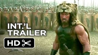 Nonton Hercules Official International Trailer  1  2014    Dwayne Johnson  Ian Mcshane Movie Hd Film Subtitle Indonesia Streaming Movie Download