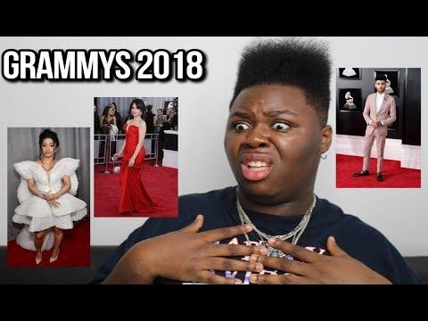 BEST & WORST DRESSED GRAMMYS 2018