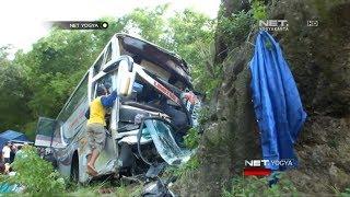Video Kecelakaan Maut Bus Pariwisata Tabrak Tebing - NET YOGYA MP3, 3GP, MP4, WEBM, AVI, FLV Mei 2018