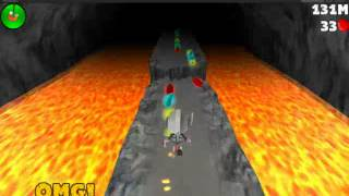 Cave Run 3D YouTube video