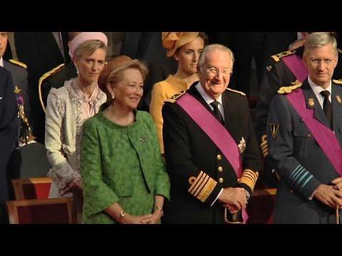 Βέλγιο: Εγκεφαλικό υπέστη η βασίλισσα Πάολα