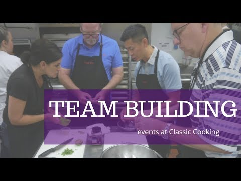 Scottsdale Team Building Events - Culinary Teambuilding