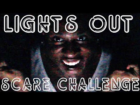 Lights - I mean, I guess the challenge is to not be scared. So...I guess we failed that. WATCH IT IF YOU DARE: https://www.youtube.com/watch?v=FUQhNGEu2KA David's IG _itsdavidbitchh_ Lisa's IG: lisaaboo...