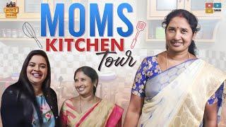 My Kitchen Tour    Mom's Kitchen Tour    Rowdy Rohini   