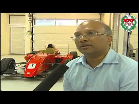 Interview with the MD of MRF