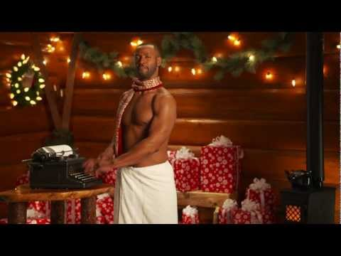 Old Spice MANta Claus