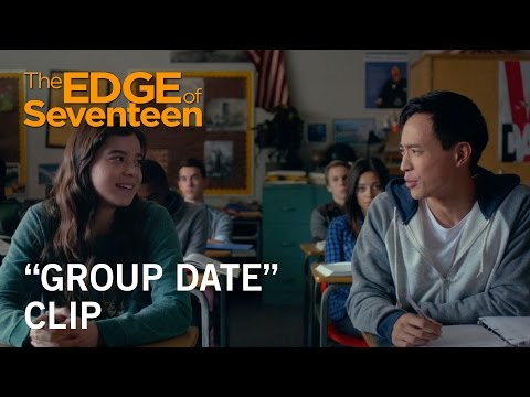 The Edge of Seventeen (Clip 'Group Date')