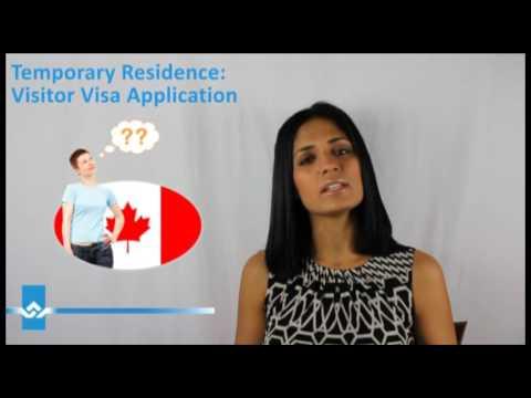 Visitor Visa Application Requirements Video