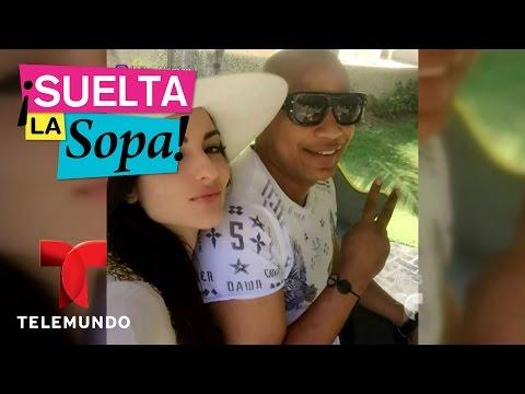 Suelta La Sopa | Mily Alemán no quiso hablar de supuesta separación de Alexander Delgado | Entrete