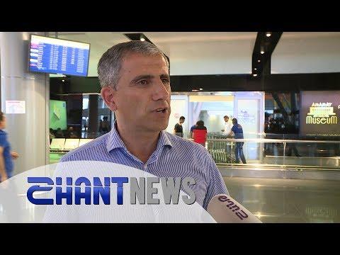 Հայաստան է վերադարձել նախկին գործարար Բաղրամյան թռչնաֆաբրիկայի սեփականատեր Արմենակ Խաչատրյանը - DomaVideo.Ru