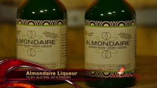 Almondaire\'s Golden Ticket Cocktail