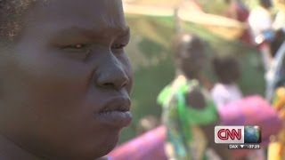 Arwa Damon reports on the worsening humanitarian crisis in South Sudan through a look at a UN compound in Juba.