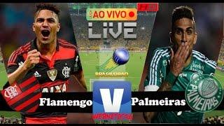 Assistir minuto a minuto do Jogo Palmeiras x Flamengo ao vivo hoje e em tempo real pela 25ª rodada do Campeonato Brasileiro 2016; Horário da partida ...