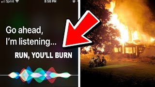 Video if Siri tells you this, you're in danger... (MUST SEE) MP3, 3GP, MP4, WEBM, AVI, FLV Mei 2019
