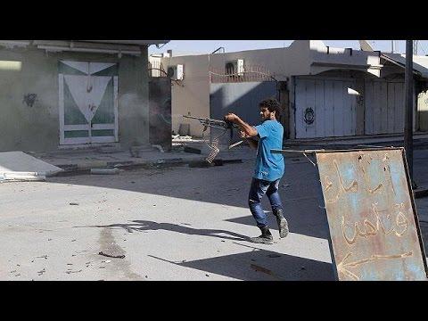Λιβύη: Ένα βήμα από την ανάκτηση της Σύρτης ο εθνικός στρατός
