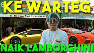 Video KE WARTEG NAIK LAMBORGHINI! 😍🔥 Ft Jeffrey aka Dash Berlin & JYAP MP3, 3GP, MP4, WEBM, AVI, FLV Desember 2018