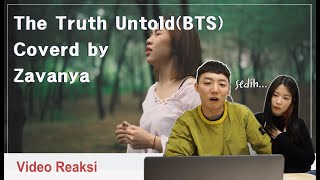 Video MANTAP JIWA!!ORANG KOREA REAKSI 'THE TRUTH UNTOLD'(COVERD BY ZABANYA) MP3, 3GP, MP4, WEBM, AVI, FLV April 2019