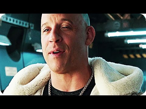 XXx 3 RETURN OF XANDER CAGE Trailer 2 (2017) Vin Diesel Movie