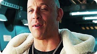 xXx 3 RETURN OF XANDER CAGE Trailer 2 2017 Vin Diesel Movie