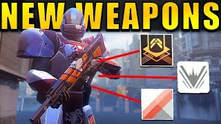 Discussing some brand new Destiny 2 News about how the Weapons system works!We finally got to inspect a new legendary weapon, which gave us information about perk rolls and perk layout, as well as weapon mods, shaders, customization, and more!Source: https://www.reddit.com/r/DestinyTheGame/comments/6nsylb/d2_weapon_intrinsic_perks_mods_and_shaders/--- Official Merch: https://shop.bbtv.com/collections/kackishd--- My Twitter: https://twitter.com/RickKackis--- My Twitch Channel: http://www.twitch.tv/kackishd/profile