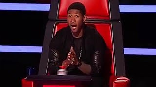 Video Top 10 performance Surprised coaches in The voice USA Auditions 2018 MP3, 3GP, MP4, WEBM, AVI, FLV Juli 2018