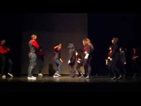 Footworks Dance Company Showcase 2013 - See's Piece