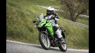 10. New 2017-2018 Kawasaki Versys-X 300 Top Concept (eps5)