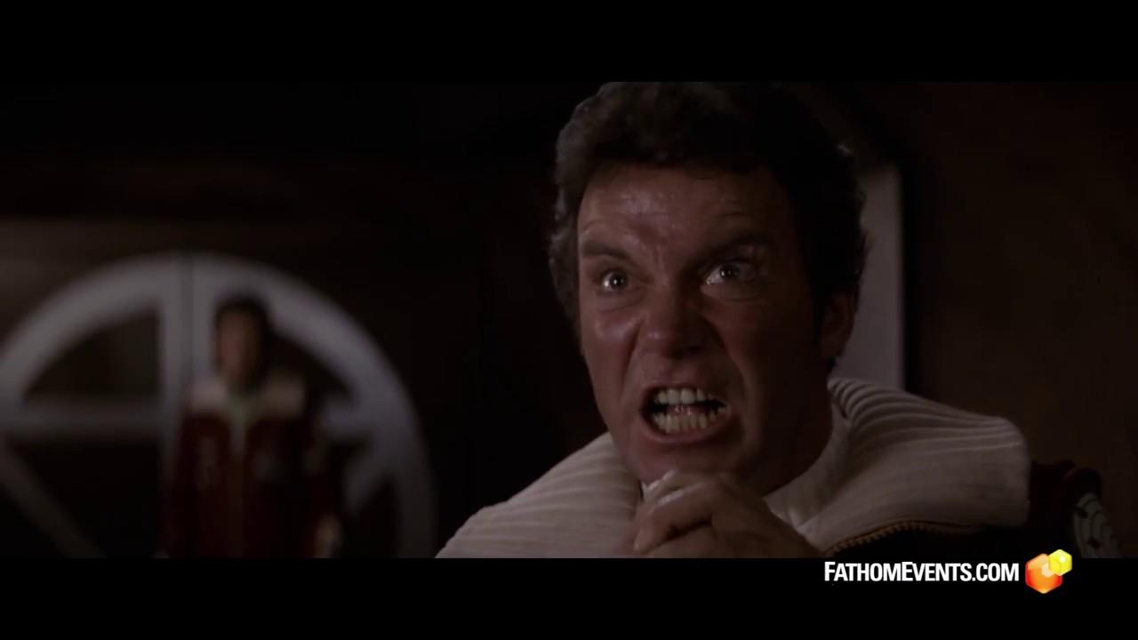 Star Trek II: The Wrath of Khan 35th Anniversary