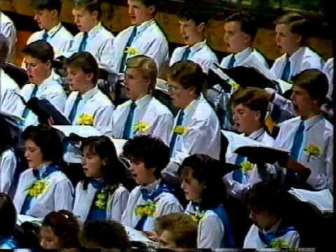 Cadwyn trio St David's Day Concert 1989