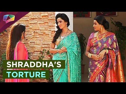 Shraddha tortures Thapki on Thapki...Pyaar Ki