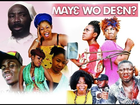 MA YE WO DIEN -Latest Ghanaian Twi Movie