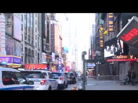 Alleged bomber among the injured in New York attack