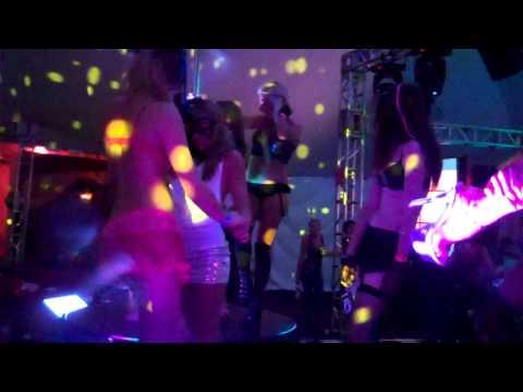 Ultra Hot Playboy models Pole Dancing