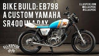 1. Bike Build: A Custom Yamaha SR400 in a Day