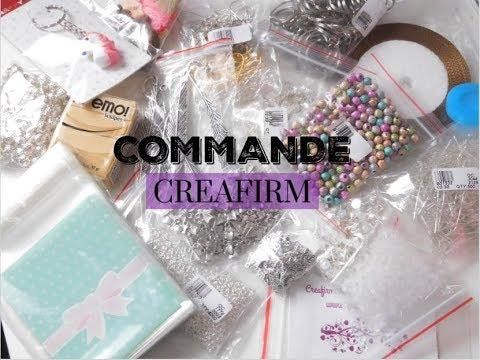 COMMANDE CREAFIRM видео